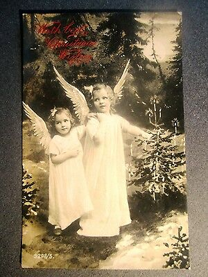 With Best Christmas Wishes. Young Angels.