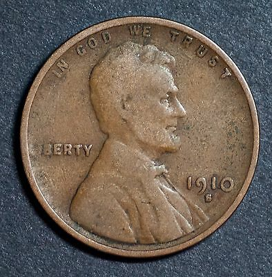 1910-S 1C Lincoln Cent