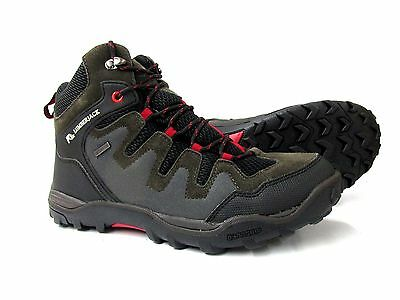 New Mens Waterproof Walking Hiking Winter Boots Lace Up Ankle Shoes Uk Size