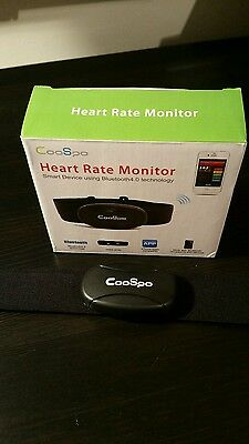 CooSpo Heart Rate Monitor