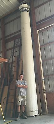 18 Foot Single ARCHITECTURAL SALVAGE  Tuscan Column