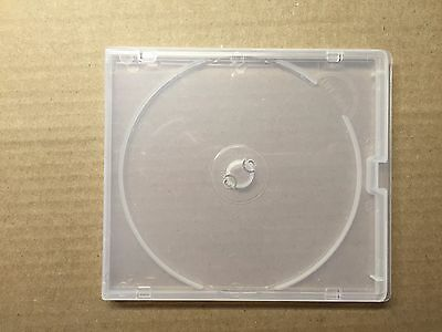 CD Polybox - Clear No Sleeve