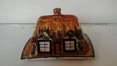 Cottage Ware Butter / Cheese Dish