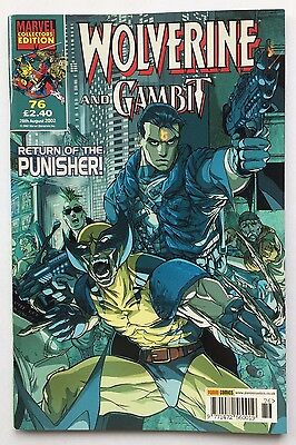 Wolverine and Gambit - Collector's Edition - #76 – 2002