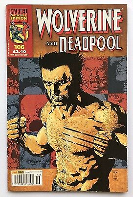 Wolverine and Deadpool - Collector's Edition - #106 – 2004