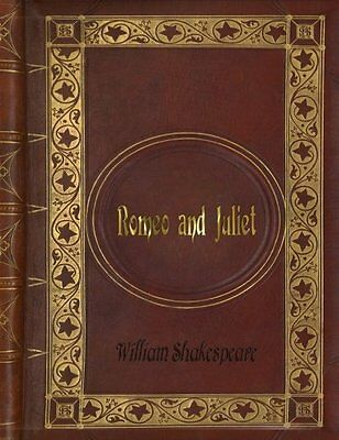 William Shakespeare - Romeo and Juliet by William Shakespeare New Paperback Book