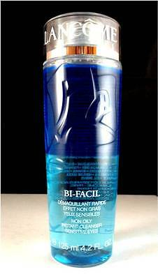 Lancome Bi-Facil Instant Cleanser for Sensitive Eyes 125ml, Brand New & Sealed