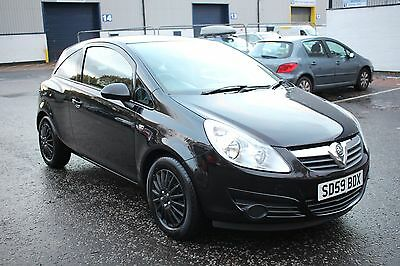 2009 59 Vauxhall corsa 1.2***One owner from new***70000 miles***Mot 26/10/2017