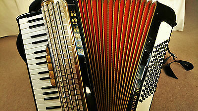 Piano accordion - Hohner Concerto III - 72 bass