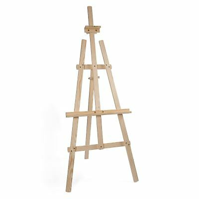 A0 A1 A2 Studio Wooden Easel Display Art Craft Artist Wedding Stand