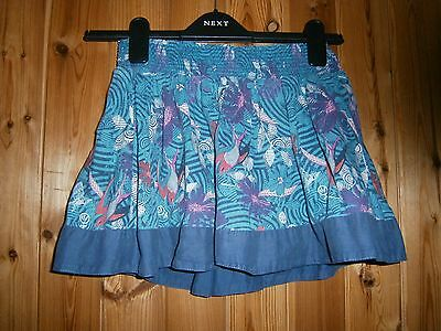 Patterned Skirt from Fat Face Age 8-9 years