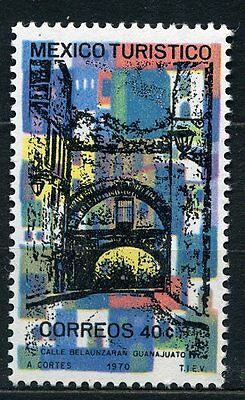 Mexico 1970 tourism stamp mint