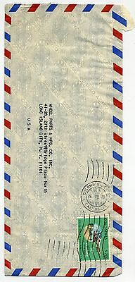 Colombia  1970 air mail cover