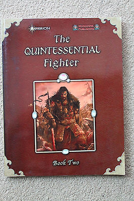 The Quintessential Fighter for Dungeons and Dragons 4th Edition