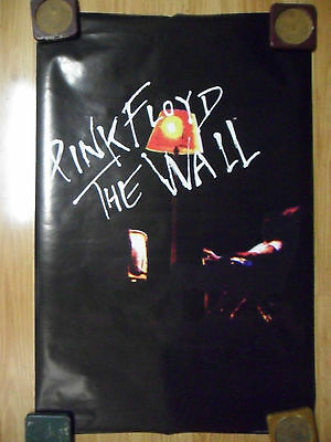 Music Poster Pink Floyd The Wall