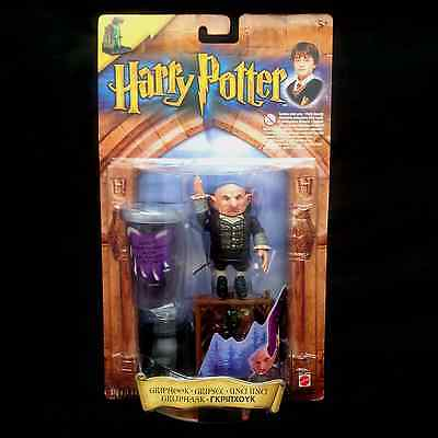 Griphook Harry Potter Action Figure BOXED RARE