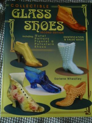 Collectible Glass Shoe Second Edition Book