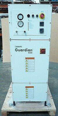 ECOSYS Guardian GS8 Burnbox Exhaust Gas Scrubber Novellus Used Working