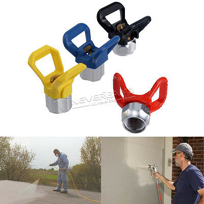 Airless Paint Spray Gun Flat Tip Nozzle Guard For Graco Titan Wagner Sprayer NEW