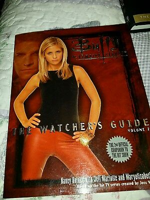 Buffy the vampire slayer, the watchers guide volume 2. Book