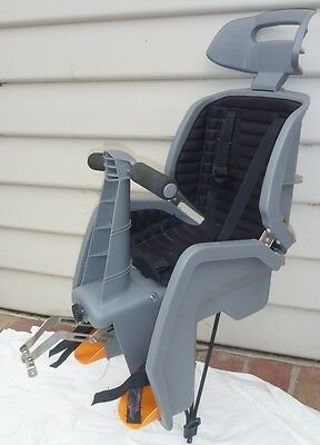 BETO Child's Bike seat in excellent condition.