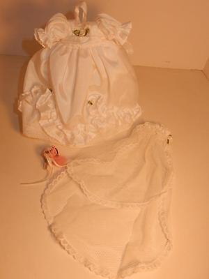 Ginny Doll Vogue Tagged Outfit Wedding Gown Bride Bouquet Dress Veil Lot