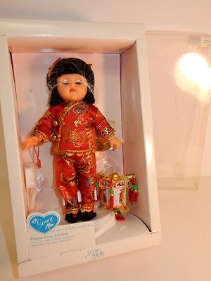 """Vogue Ginny Chinese Doll In Tagged Outfit In Pink Box 8"""""""