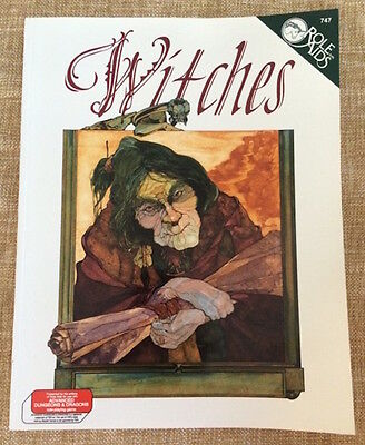 """Role Aids 747 Mayfair's """"witches"""" Sourcebook  (D&d)"""