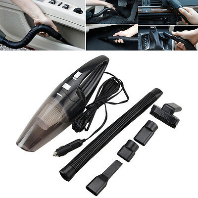 12V 120W Useful In-Car Portable Wet & Dry Car Home Mini Handheld Vacuum Cleaner
