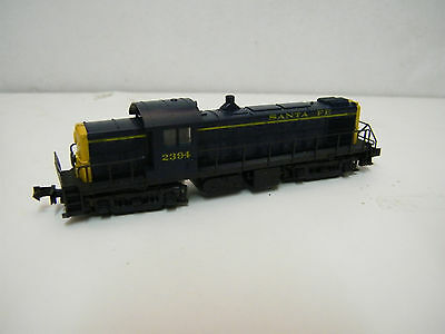 Atlas N Scale RS-1 Diesel Locomotive 2394 Santa Fe