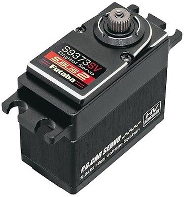 Futaba S9373SV  High Voltage Full Aluminum Case Servo