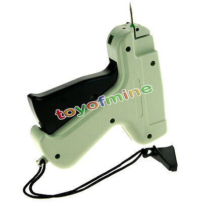 Portable Clothes Dress Price Labels Gun Tagger Tagging Tag Gun ship from AU