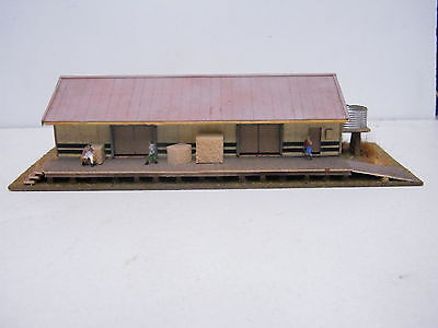 N Scale Australian Outline Goods Shed