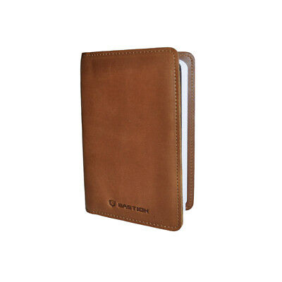 Genuine Leather Field Notes Notebook Cover