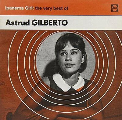 Astrud Gilberto - Ipanema Girl: The Very Best of [New CD] UK - Import