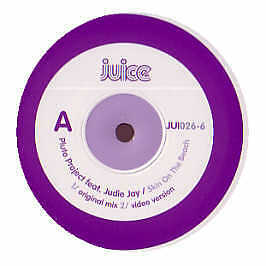 Pluto Project - Skin On The Beach - Juice Records 26 - 2004 #219048