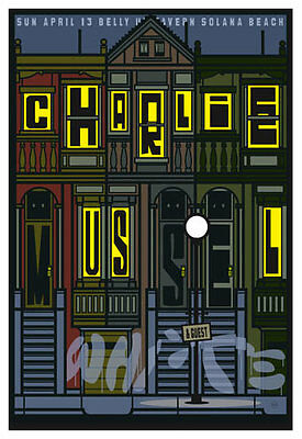 Scrojo Charlie Musselwhite Belly Up Tavern 2008 Poster Musselwhite_0804