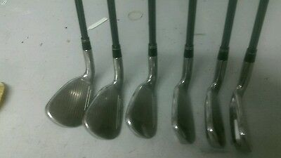 Series fers Taylor made R7graphite