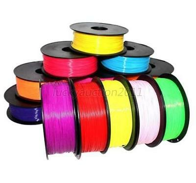 1.75mm Print Filament ABS Modeling Stereoscopic For 3D Drawing Printer Pen New
