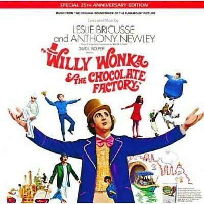 Various Artists - Willy Wonka & the Chocolate Factory (Music From the Original S