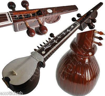 Punjabi Rabab~Rebab~Rubab~Tun Wood~Great Sound~