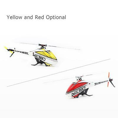 Original ALZRC Devil 380 FAST Flybarless Belt Drive 6CH 3D Helicopter Kit Z9Q2