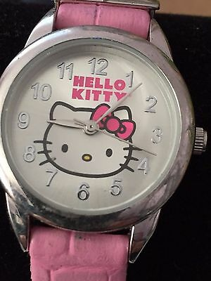 Hello Kitty WORKING WATCH SANRIO PINK
