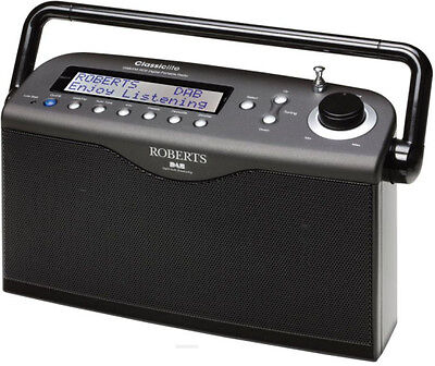 Roberts Classic Lite Classiclite Radio With Dab, Dab+ And Fm Stereo...brand New