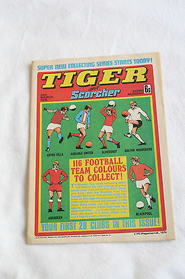 Tiger and Scorcher 20th March 1976