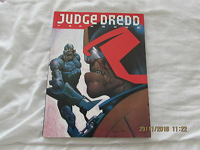 Judge  Dredd  Annual  1994 Yearbook   Very Good  Condition