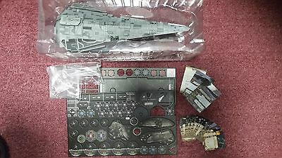 Star Wars X-Wing Miniatures Imperial Raider - Not Complete