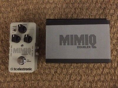 Vends MIMIQ TC Electronic