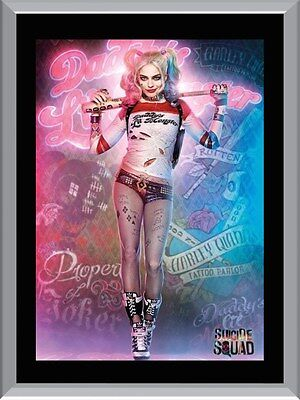Harley Quinn Candy A1 To A4 Size Poster Prints