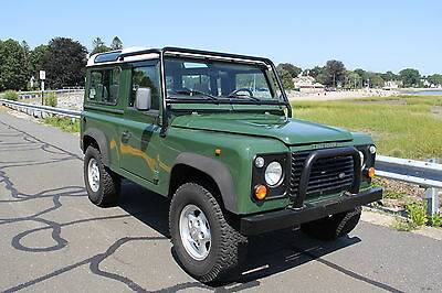 """1997 Land Rover Defender Base Sport Utility 2-Door 1997 LAND ROVER DEFENDER 90 STATION WAGON """"WELL MAINTAINED!!""""D"""